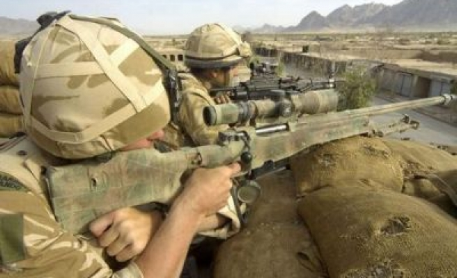 British role in Iraq will not involve ground forces -Cameron