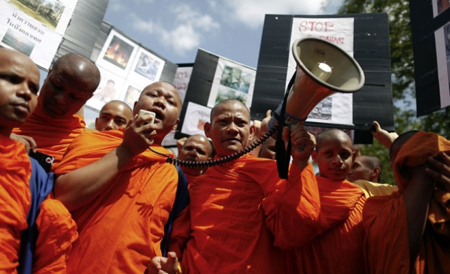 Buddhists to protest against OIC visit to Myanmar