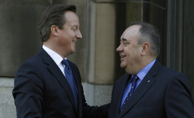 Scottish leader to take independence fight to London