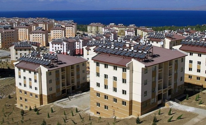 House prices in Turkey increase 14.36 percent