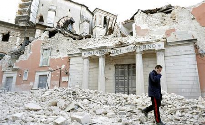 Italy earthquake verdict will cause 'paralysis' -agency