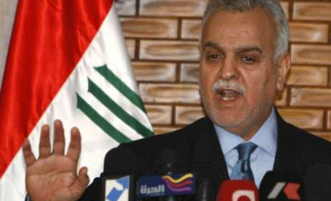 Iraq's Hashemi sentenced to death on second charge
