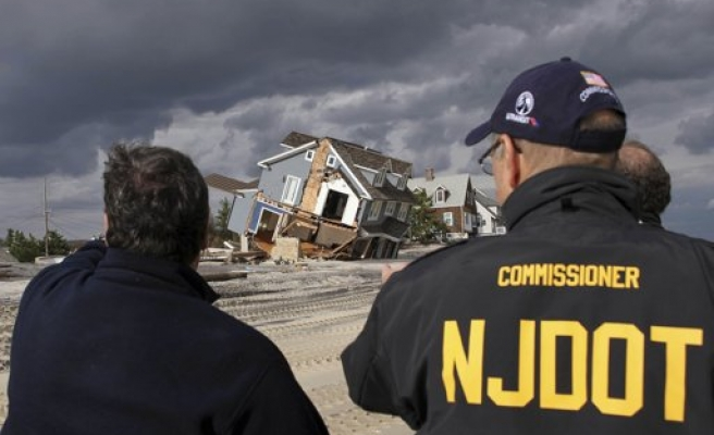 Sandy-hit New Jersey ready for early voting