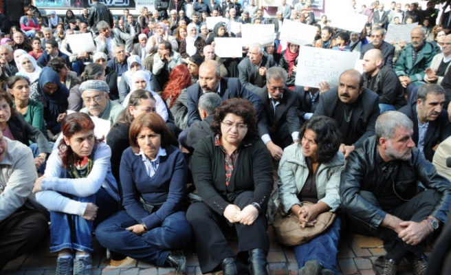 BDP deputies join Kurdish hunger strike