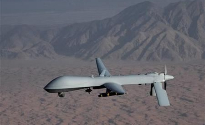 US denies Iran reports on drone capture