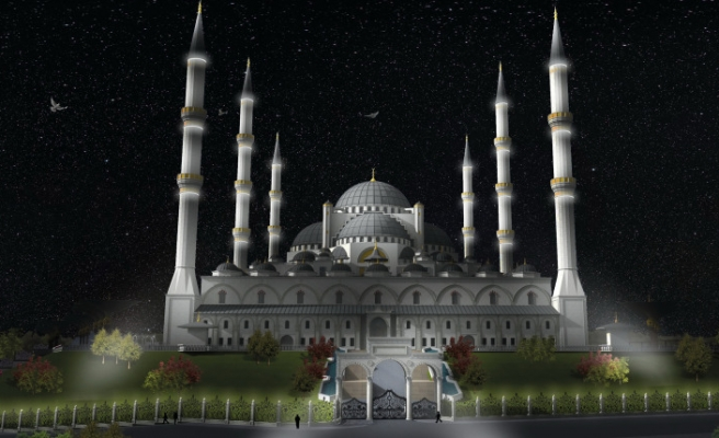 Turkey's PM says mosque both in Çamlıca and Taksim to be built