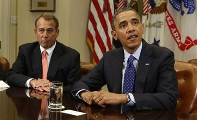 US governors to meet with Obama on 'fiscal cliff'
