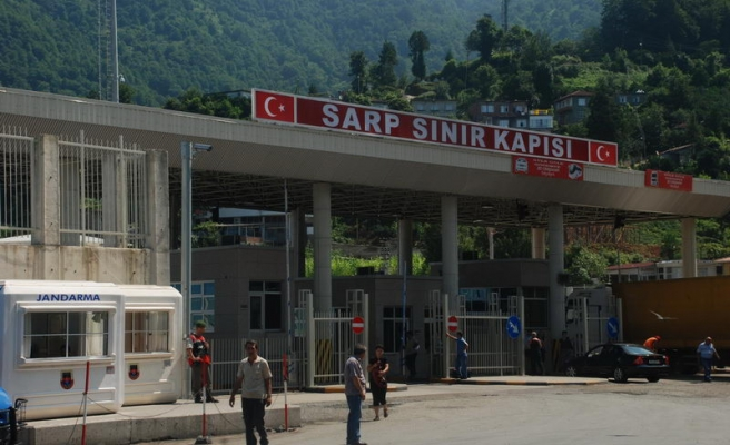 A new gate to be built on Turkey-Georgia border