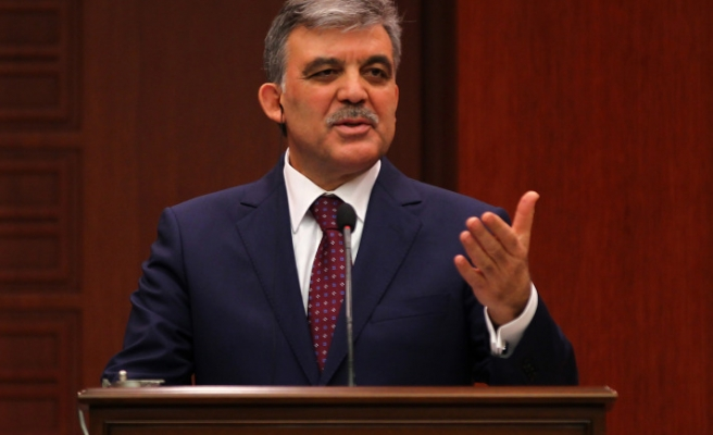 Turkey does its utmost for Syrians, president says