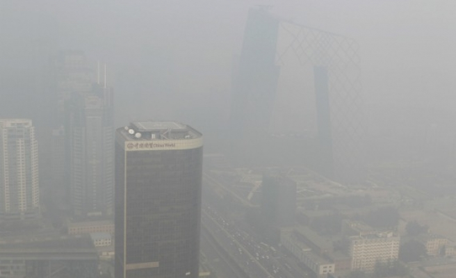 Asia air pollution kills 800 thousands people each year