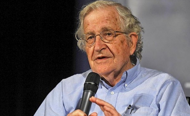 U.S. and Israel were left alone in UN: Chomsky