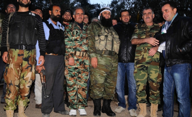 Free Syrian Army joins new opposition group as principle