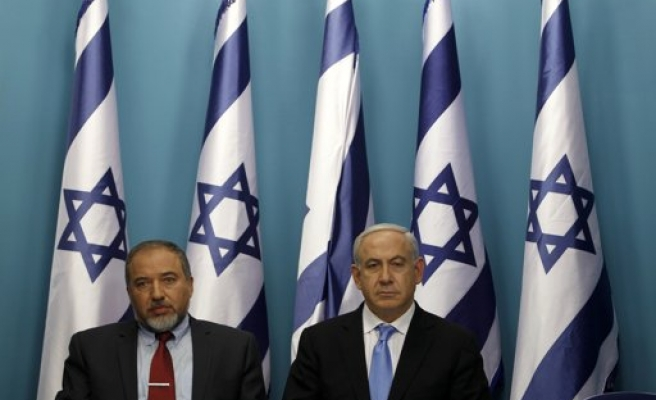 Israel's Lieberman to be charged with fraud