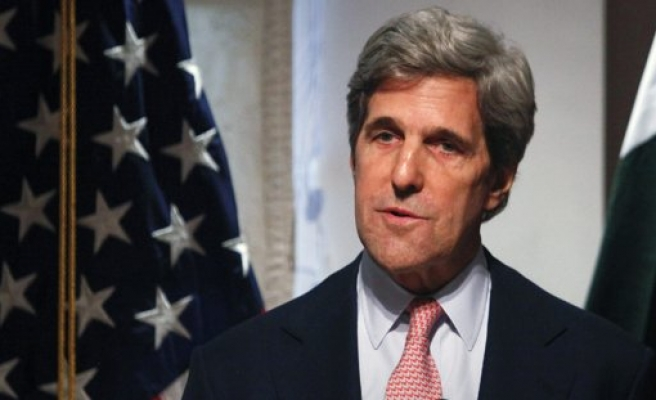 Obama expected to nominate Kerry to head State Department
