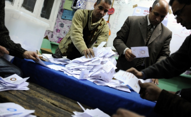Egypt opposition disputes unofficial results of referendum