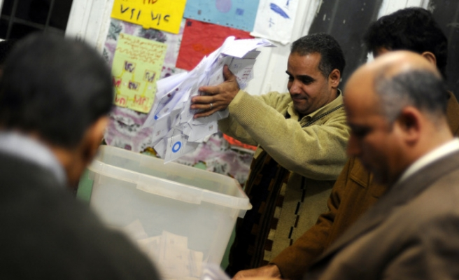 Egyptian party calls opposition to accept results