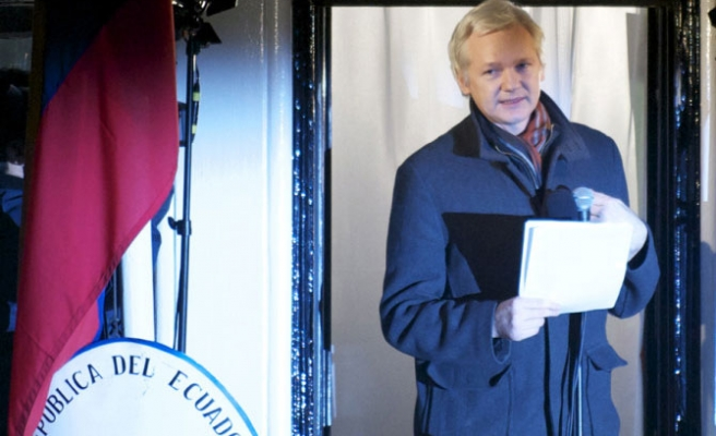 Assange will release a million more files in 2013