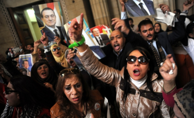 Egypt court to rule on Mubarak appeal over life term on Jan. 13