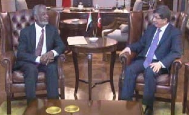 Turkey work to solve issues between Sudan and S. Sudan