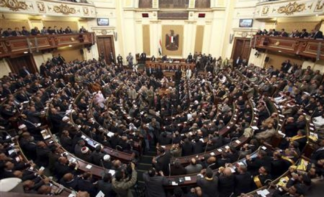 Egypt's government approves presidential election bill