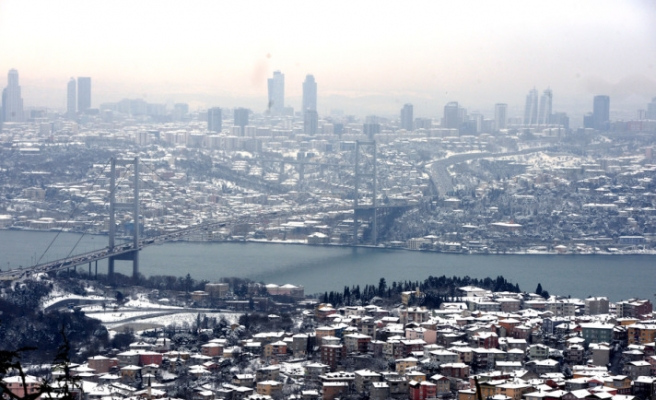 Istanbul among Forbes' top 10 billionaire cities