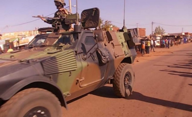 French defense minister arrives in CAR capital Bangui