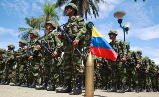 Colombian government questions guerrilla numbers