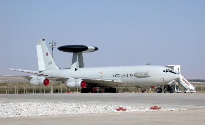 NATO to fly AWACS planes over Poland, Romania
