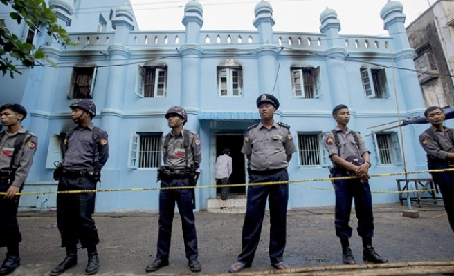 Dismay at Myanmar draft law banning religion change