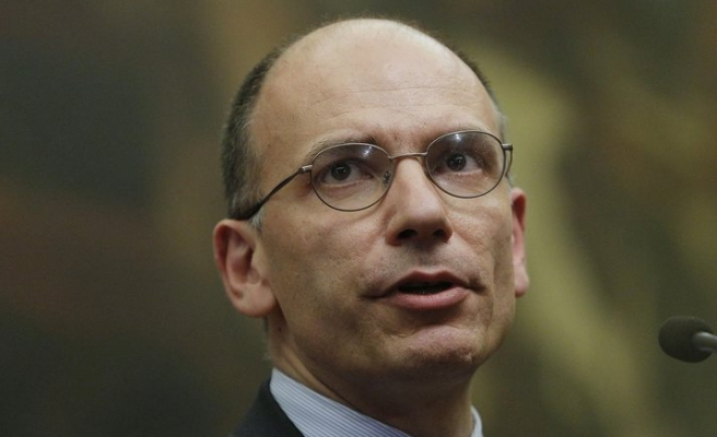 Italian PM Letta resigns, Renzi likely replacement