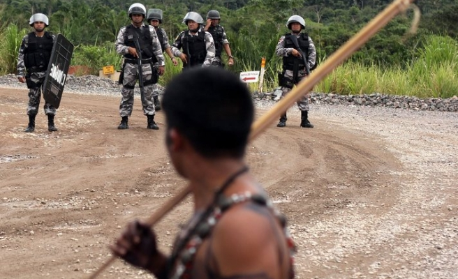 3 bodies found as tensions rise between tribes and settlers in Brazil