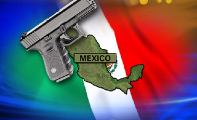 Ten bodies and 11 heads found in violent Mexican state