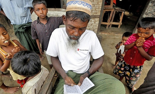 Rohingya not recorded as Myanmar citizens in census