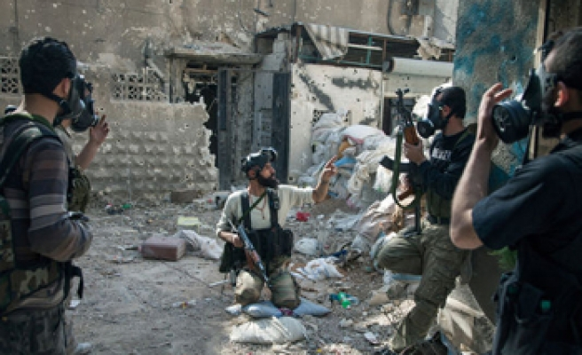 Chemical arms were used repeatedly in Syria