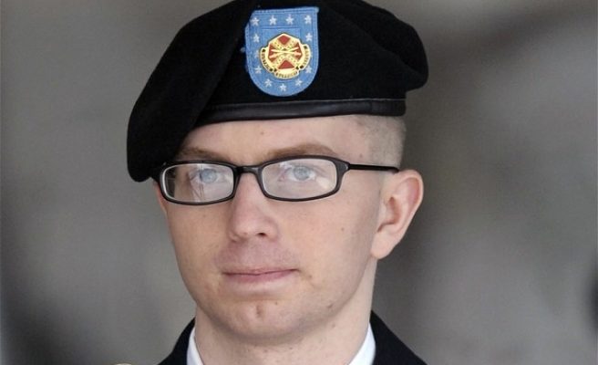 Army general upholds Manning's prison sentence in WikiLeaks case