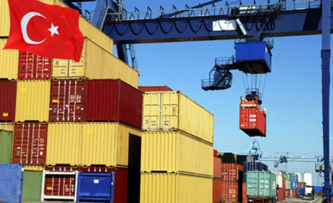 Turkish annual exports hit record highs in 2014