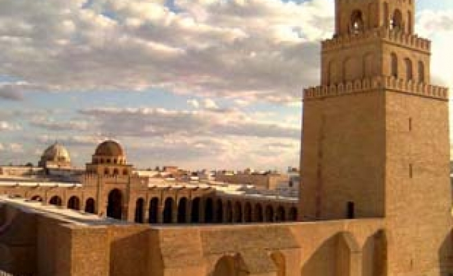 The place of first azan in Africa: Kairouan