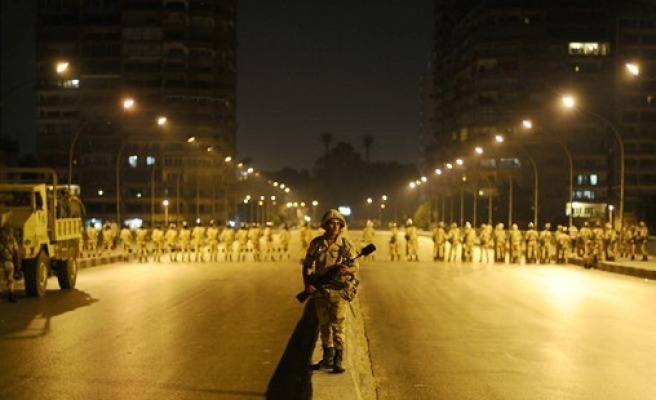 Egyptian troops in UAE for joint military exercise