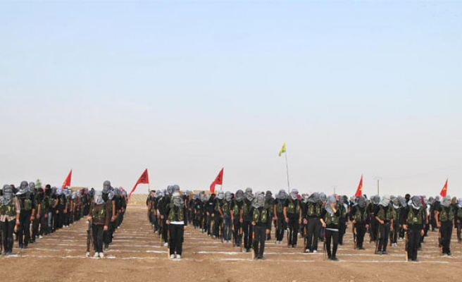 PYD plans offensive west of Euphrates