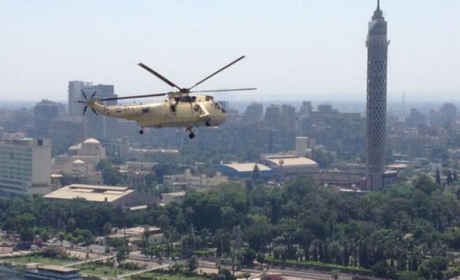 Egypt joins Bahrain air force exercise for 1st time