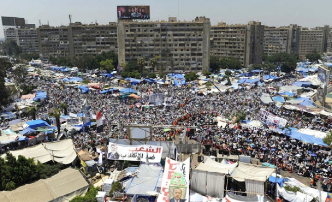 Limited clashes between Morsi supporters, opponents on Eid