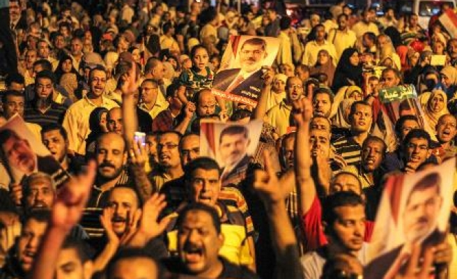 220 Egyptian anti-coup protesters given 7-year jail terms