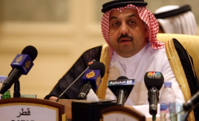 Qatar says foreign policy 'non-negotiable'