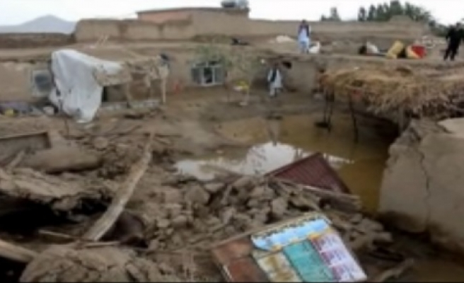 Afghanistan floods death toll rises to 127