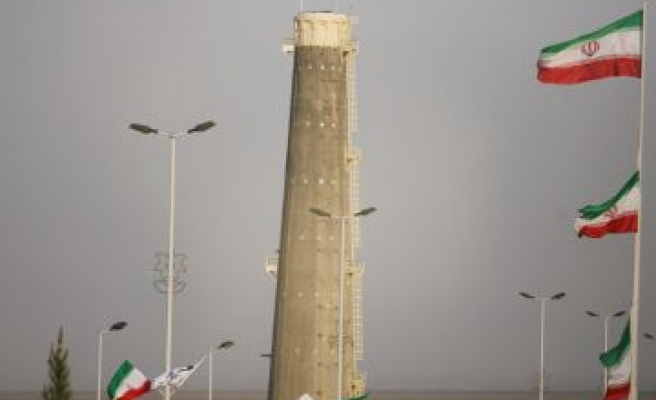 Watchdog says it can't inspect all Iran's nuke plants