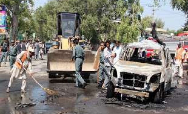 Seven Afghan soldiers killed by roadside bomb