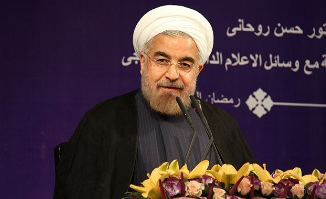 Iran's Rouhani suggests critics benefited from sanctions