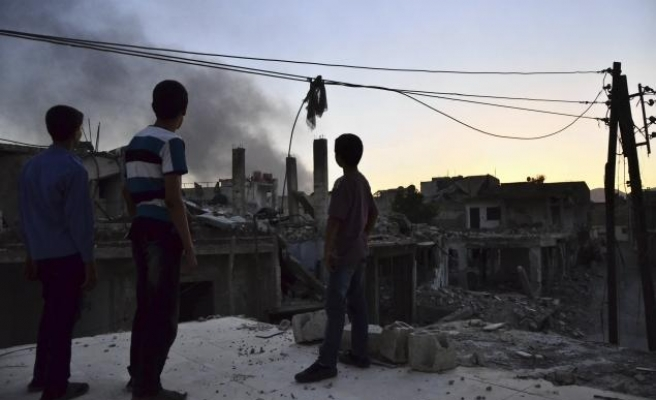 Resolution on Syria should allow humanitarian activities