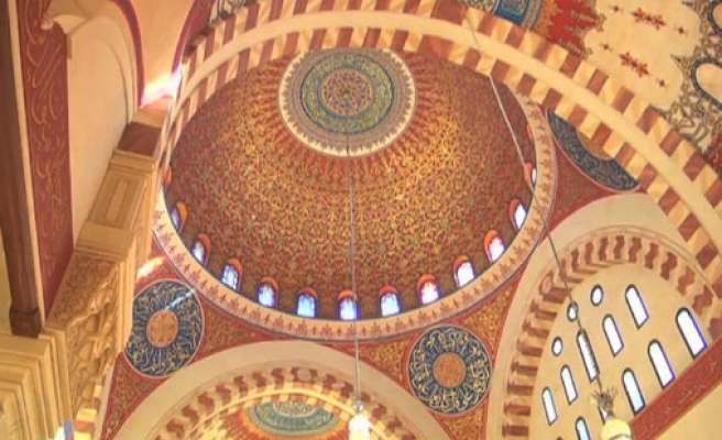 Blue Mosque has a twin sister in Beirut