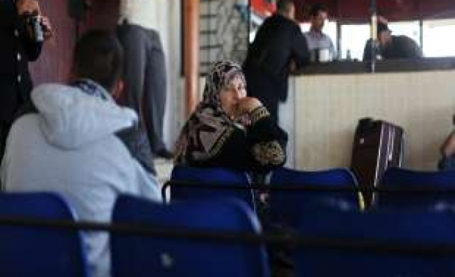 Egypt opened Rafah crossing just 9 times since January